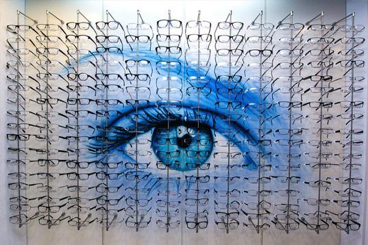 Optical Display Wall