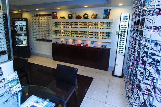 Optical Main Area